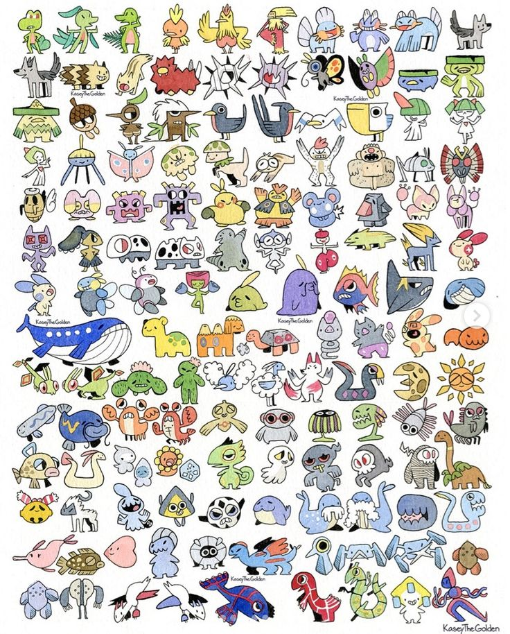 Pokemon Matching Game D4s Paint
