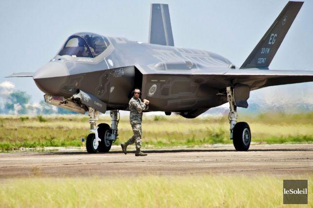 7 juin 2016 - Trudeau doute de la fiabilité de l'avion de chasse F-35