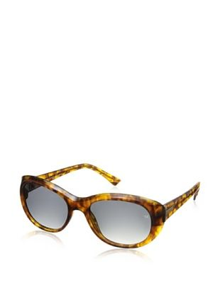 66% OFF Nina Ricci Women's NR3723 Sunglasses, Havana
