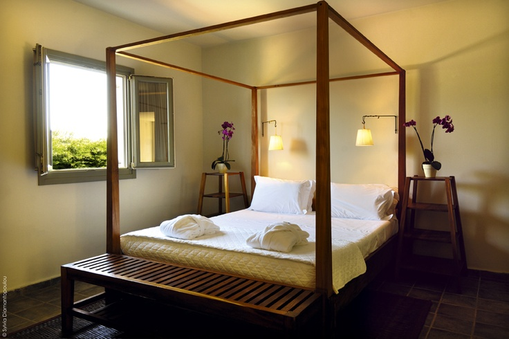 King size double bed in all rooms