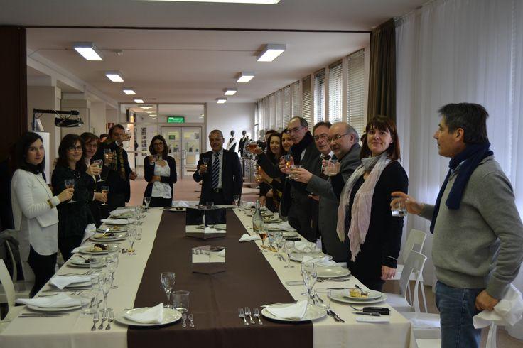 CAPAC - 4/2/2015 - pranzo a buffet