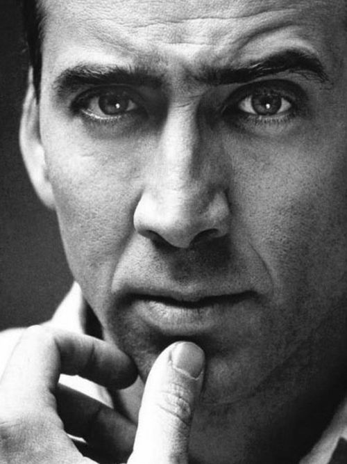 Nicholas Cage...