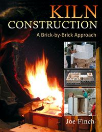 Joe Finch's Kiln Construction book covers wood-fired kilns and hybrids. UK