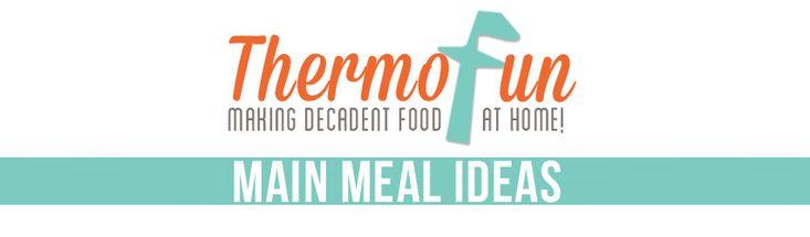 ThermoFun's Main Meal Recipes | ThermoFun | Thermomix Recipes & Tips