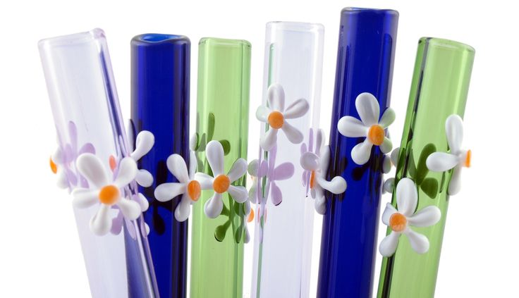 Raw Blend - Raw Blend Designer Straws Straight - Flowers , $19.95 (http://shop.rawblend.com.au/raw-blend-designer-straws-straight-flowers/)