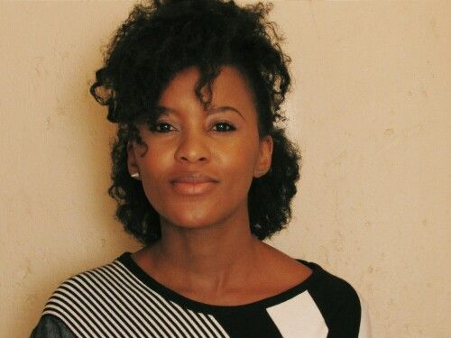 Mummy Mthembu-Fawkes. Natural hair South Africa