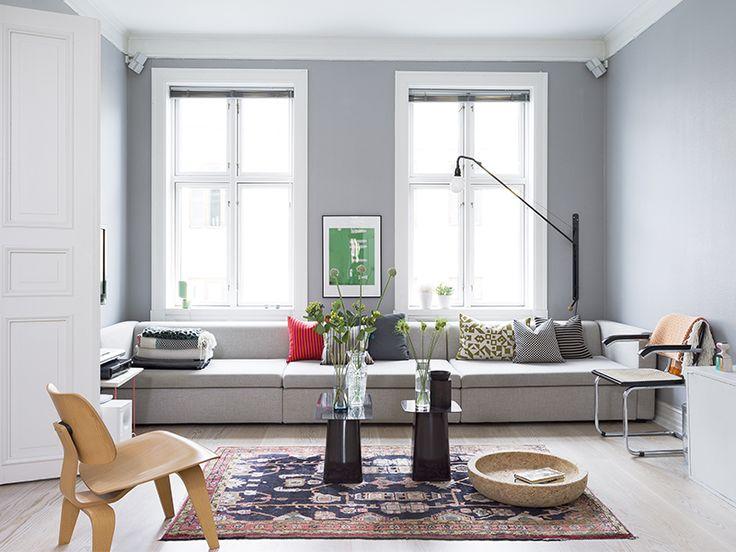 Vakker leilighet i Vika | Bo-bedre.no
