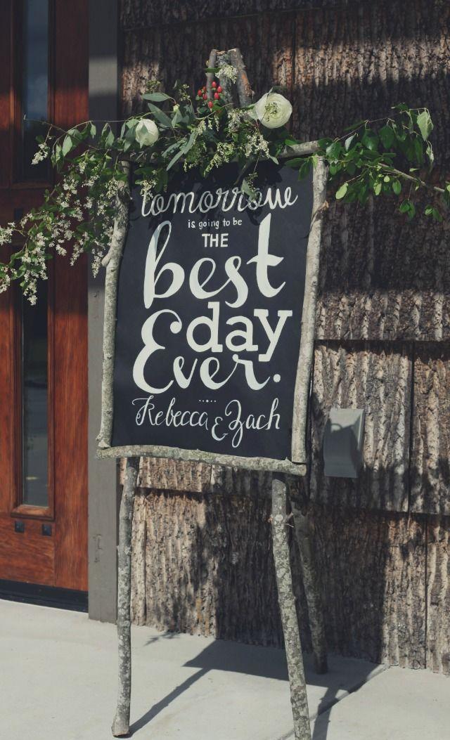 Love the Limb Chalk Board/Display Board.  No Instructions - just lotsa' inspiration!    Shannon Berrey Design Blog