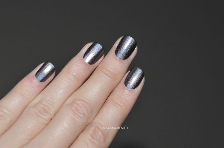 China Glaze - Galactic Gray
