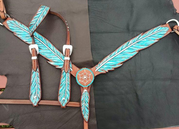 Custom Breast Collars - Western Rhinestone Belts - BLING On A Budget