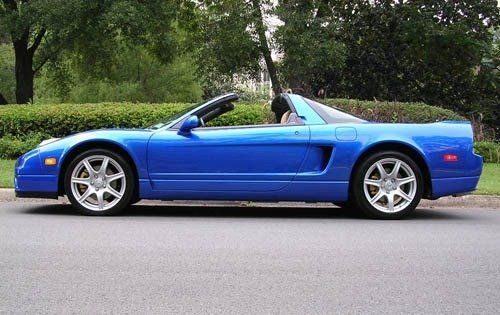 Used 2005 Acura NSX for sale - Pricing & Features | Edmunds
