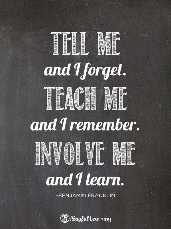 'Involve Me and I Learn' | UMass Lowell