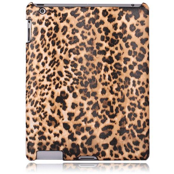 Safari Fashion (Yellow Leopard) The New iPad 3 / iPad 4 Cover