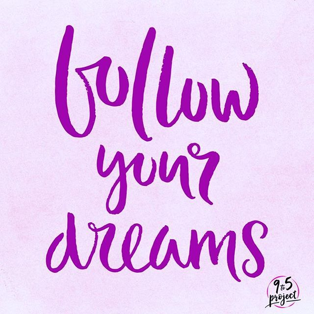 At 9 to 5 Project, we are always encouraging women to follow their dreams! Whether that's becoming a business owner or choosing a new career path, we're behind you. However, you must have a plan! If you need assistance developing an action plan, contact us today!