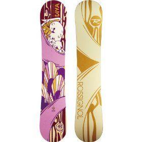 Rossignol Diva Magtek Snowboard - Women`s One Color, 148cm