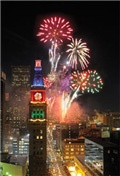 Event Detail - New Year's Eve Fireworks in Denver!!