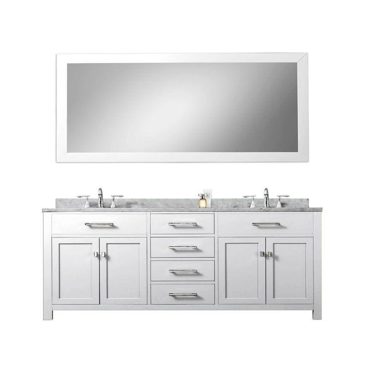 11 Best Bathroom Vanities Images On Pinterest Double Sinks Double Sink Vanity And Double Vanity