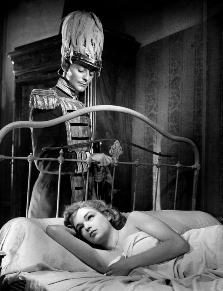 La Ronde (Max Ophuls 1950) - Gérard Philipe - Simone Signoret