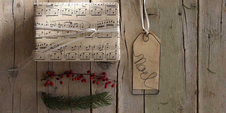 Decori natalizi per l'albero e la casa in filo di ferro