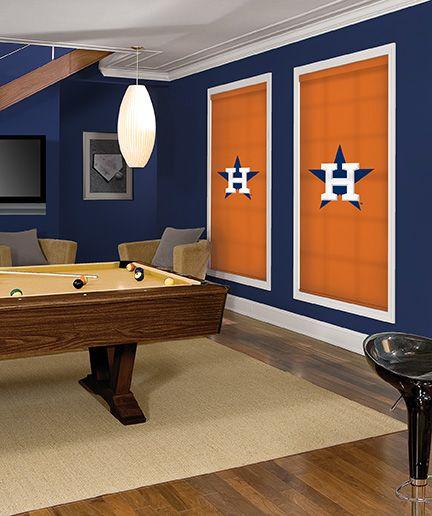 Houston Astros (Design 0561) Http://www.comfortex.com/MLB