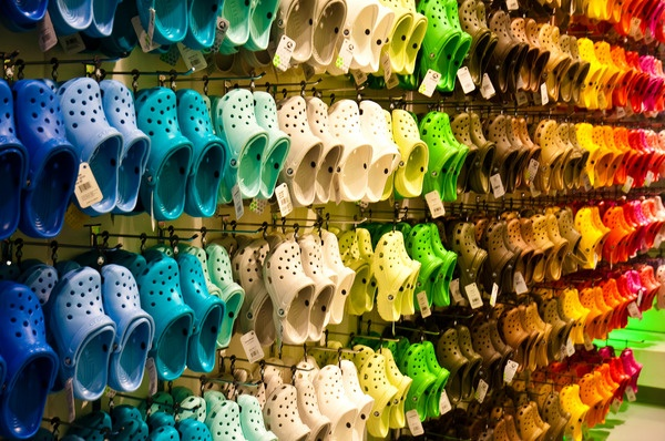 Crocs store in Amsterdam. By Ferdi's World