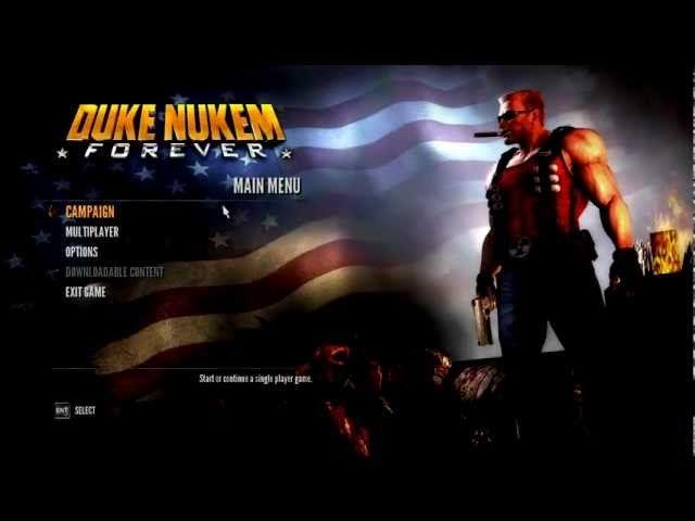 Duke Nukem Forever Walkthrough Part 1 Duke Lives Gameplay Gameplay Chapter Forever