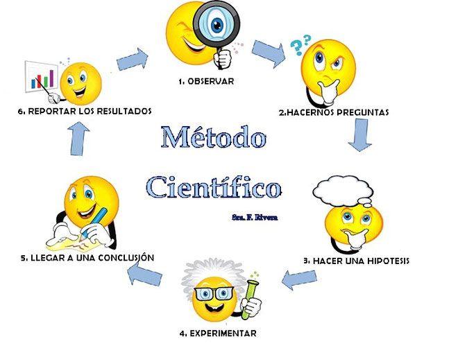 Resultado De Imagen Para Etapas De Metodo Cientifico Metodo Cientifico Cientifico Dibujo Ensenar El Metodo Cientifico