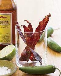 I need to start making my own beef jerky. STAT! Mexican Lime Jerky Recipe from Food & Wine
