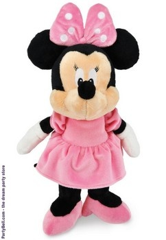 Girls Disney Minnie Mouse Plush (12