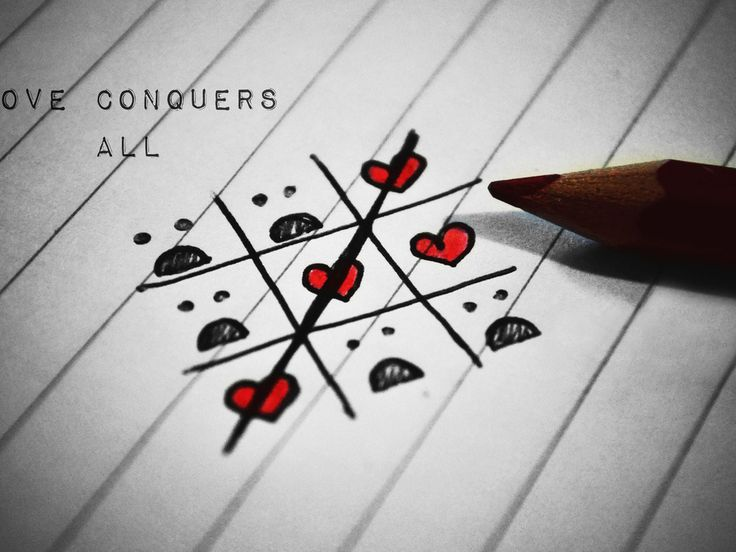 7e7e40f4b7dee507570bc6197b442e8f heart wallpaper love wallpaper - Обои любовь, романтика, сердца, карандаш, ма...