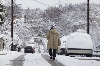 Αuto  Planet Stars: Μάχη με τα χιόνια και τις ζημιές σε Βόλο, Σκόπελο,...