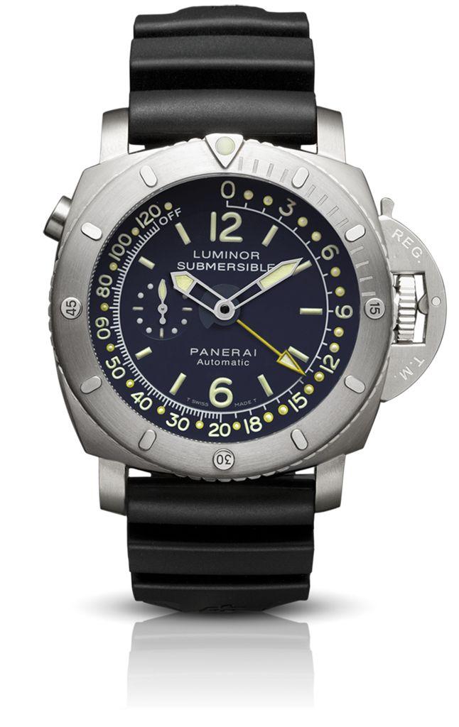 17 best ideas about panerai watches men s watches luminor 1950 pangaea depth gauge 47mm pam00307 collection luminor 1950 officine panerai watches