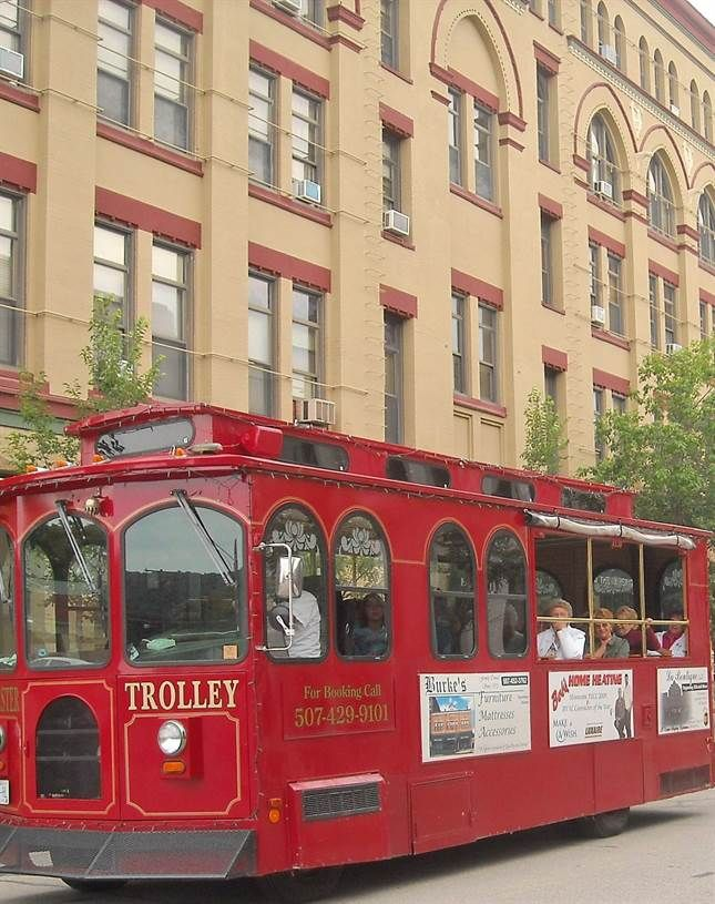 Trester Trolley- Winona