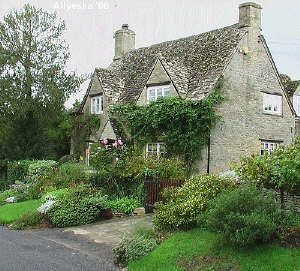 Cotswolds Cottage in England...