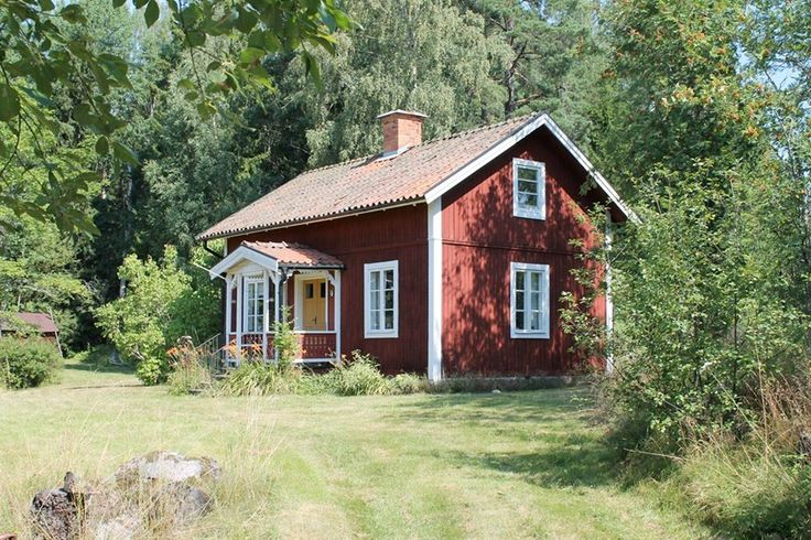 Swedish cottage, Nybro