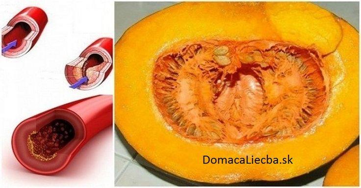 Ako s pomocou tekvice znížiť vysoký cholesterol, cukor a triglyceridy v krvi