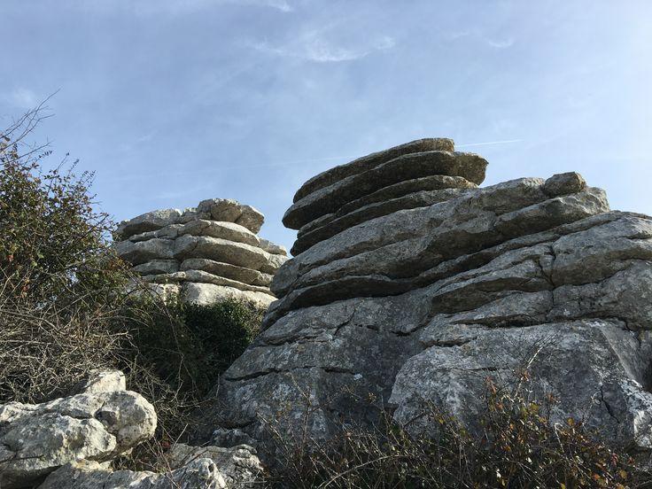 El Torcal | Andalusien | Spanien  #eltorcal #andalusia #spain #rocks
