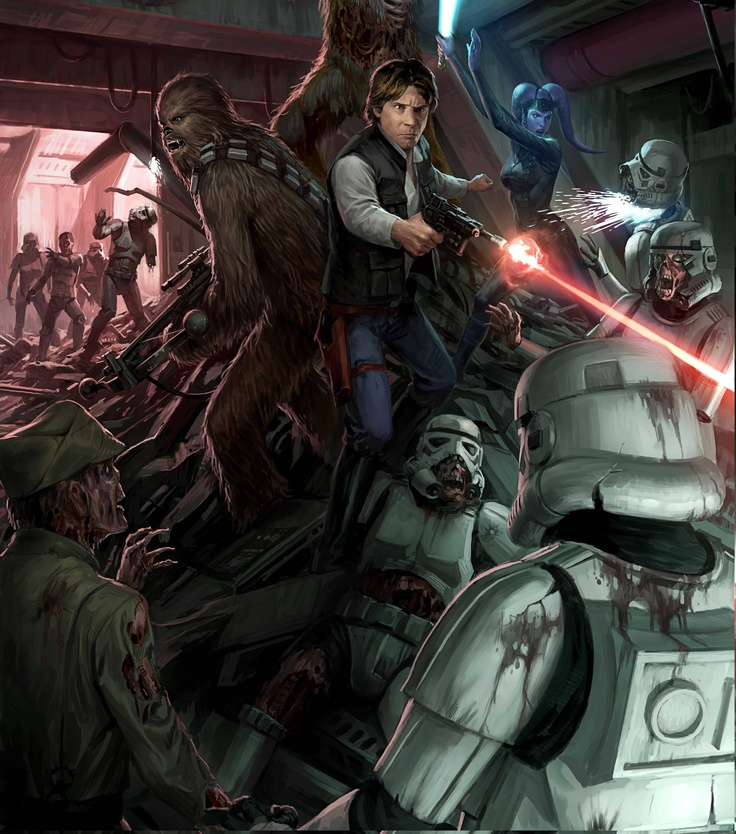 Left 4 Dead: Star Wars
