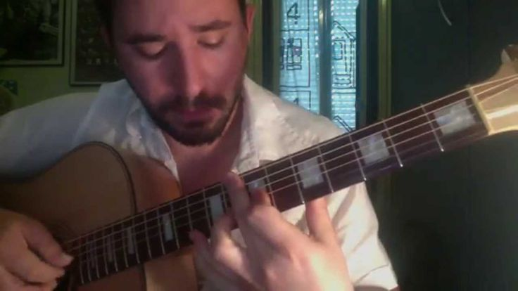 Isn't She Lovely - Guitar