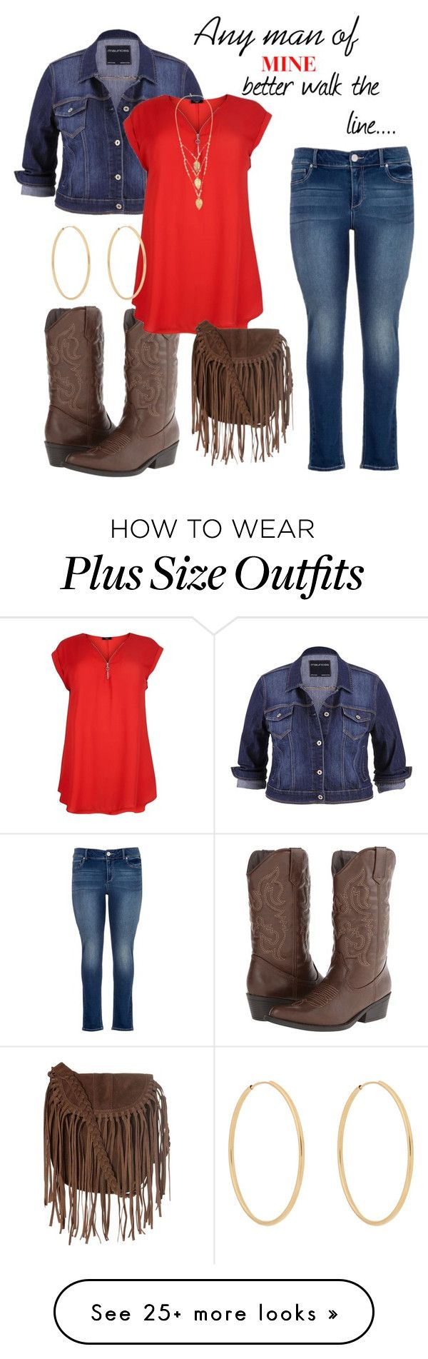 """Country girls can survive"" by habibati on Polyvore featuring Madden Girl, maurices, Glamorous, Loren Stewart, country, women's clothing, women's fashion, women, female and woman"
