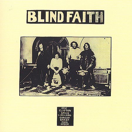 "The Young Girl Featured On The ""Blind Faith"" Album Cover 