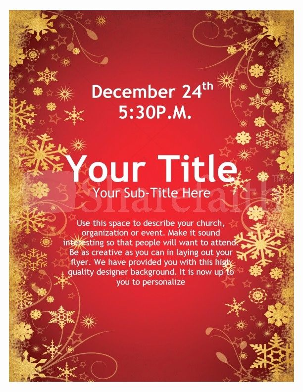 Christmas Flyer Template Free Word Wesleykimlerstudio Free Christmas Flyer Templates Holiday Flyer Template Holiday Party Flyer