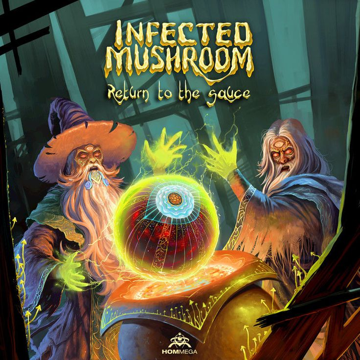 Demons of Pain (Remix) by Infected Mushroom - Return to the Sauce