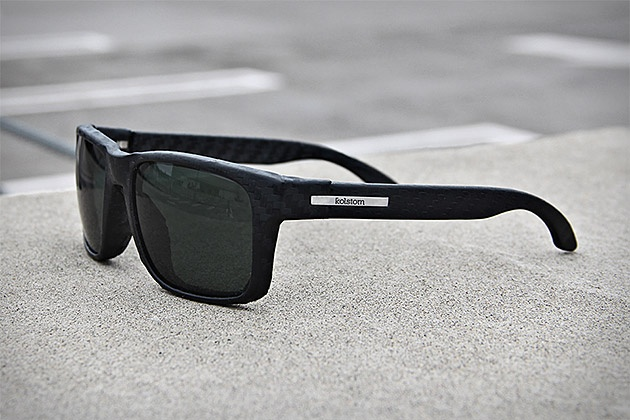 Kolstom Carbon Fiber Sunglasses ($125)