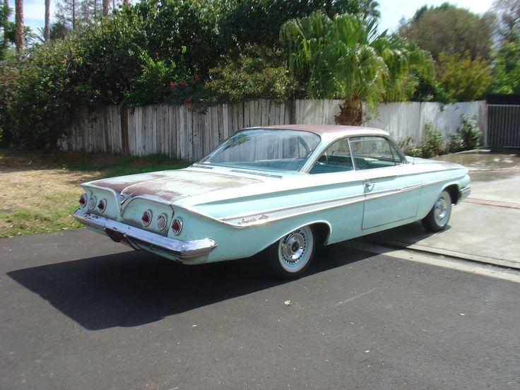 1961 Chevrolet Impala Impala | eBay