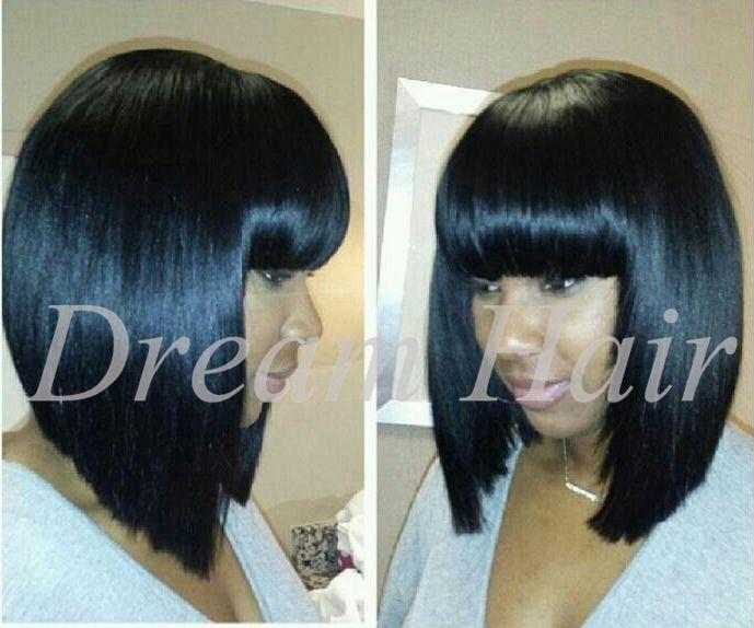 1000+ Ideas About Black Bob Hairstyles On Pinterest