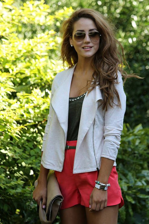 Best 25  Red high waisted shorts ideas on Pinterest | Dressy ...