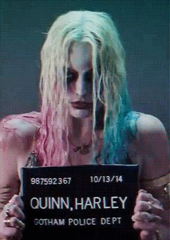 * Harley Quinn - Serial Killer - Video * Arkham Asylum - Comic Book * Tumblr *