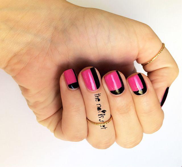 Gwen Stefani Inspired Nails