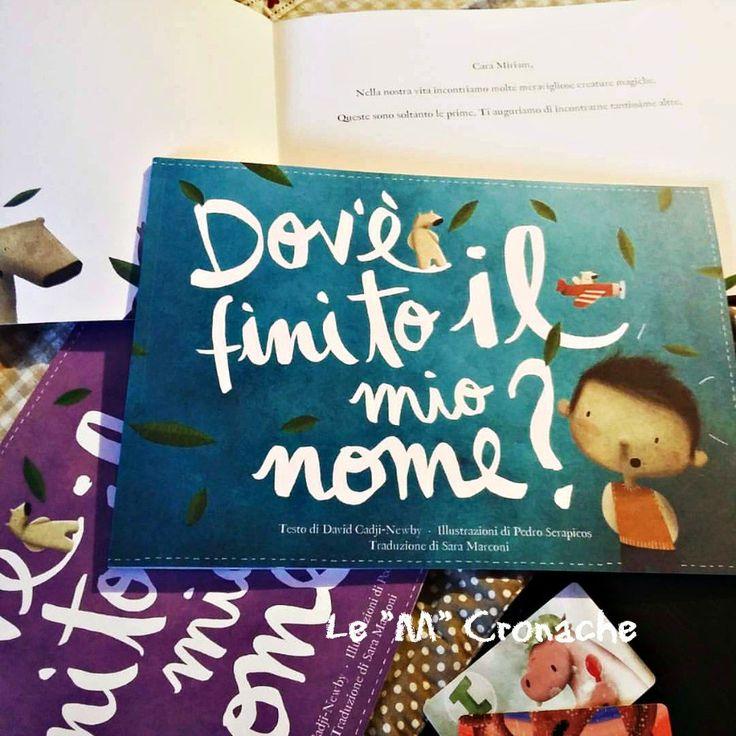 Dei libricini poetici, personalizzabili con il nome del bambino, per farlo diventare protagonista di una favola magica ed istruttiva. Lostmy.name - Dov'è finito il mio nome?